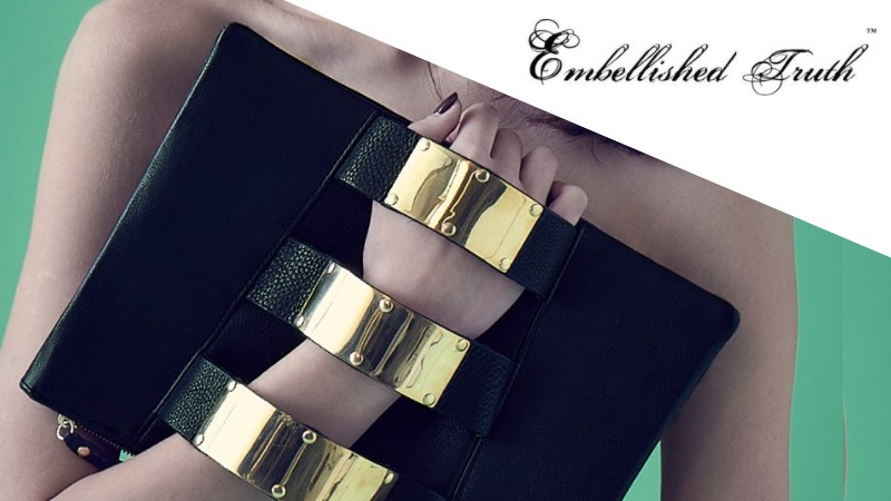 Roberta Style Lee Ethical Brand Directory Image Embellished Truth | Ethical Leather handbags