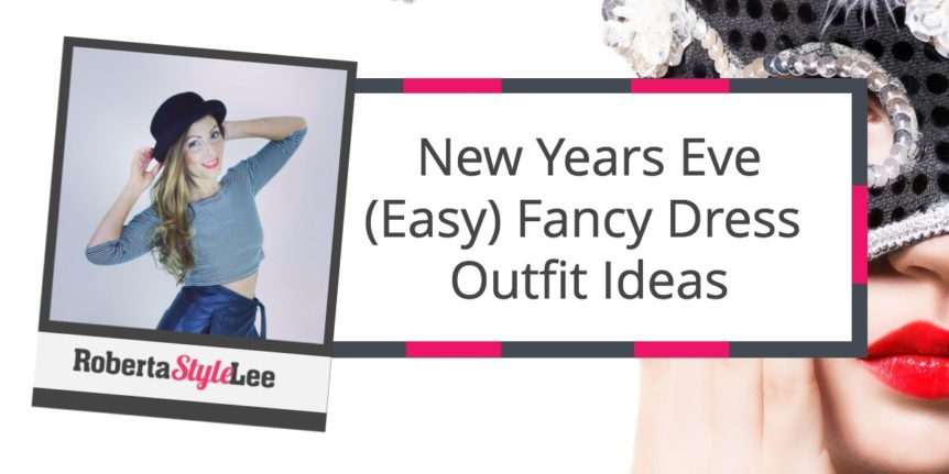New Years Eve Fancy Dress Outfit Ideas