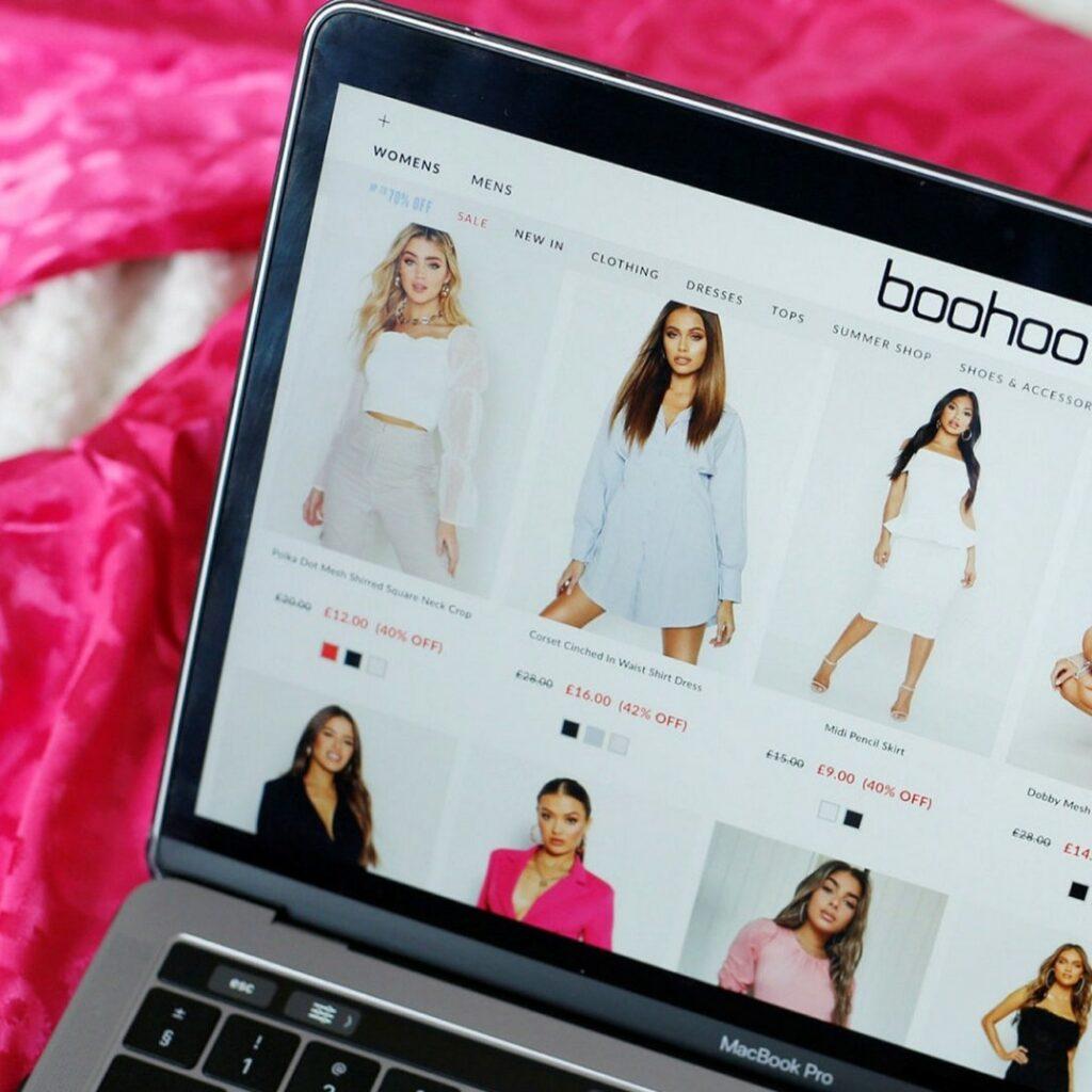 Online shopping | Fast fashion retailer Boohoo | £1 Bikini