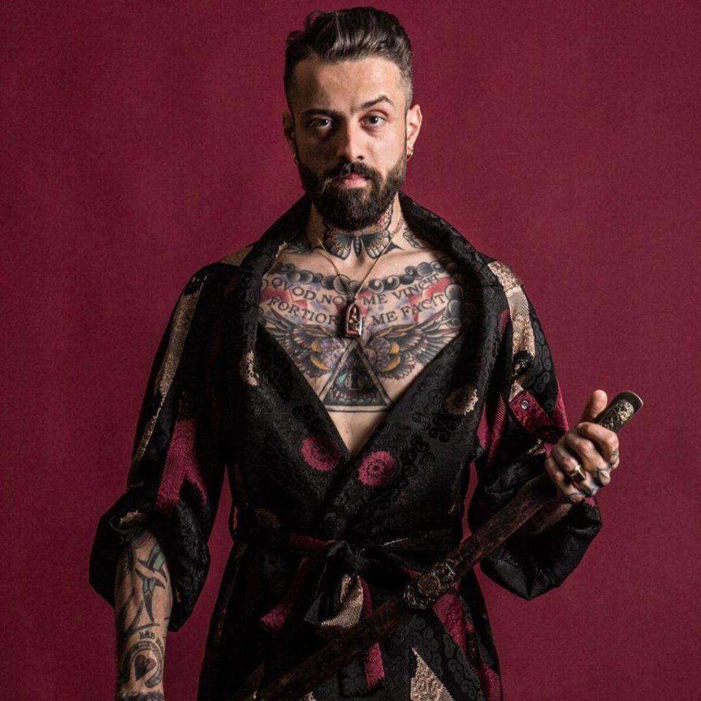 Dan Pontarlier | Sustainable Man | Modelling Men's Ethical Fashion Brand | Kimono