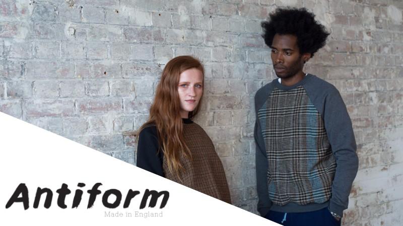 Antiform Sustainable fashion with an irregular twist,