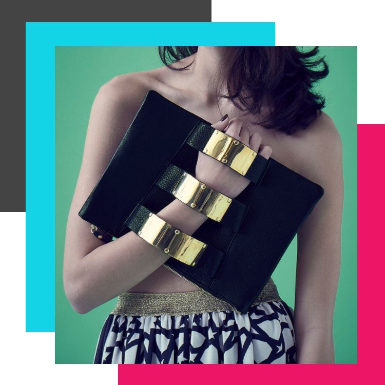 Ethical Brand Directory | Ethical Christmas Gift Guide 2017 | Ethical Gift Ideas | Ethical Beauty for Women | Chemical Free Leather Dyed Bags | Designer Clutch | Embellished Truth | Bloggers Choice