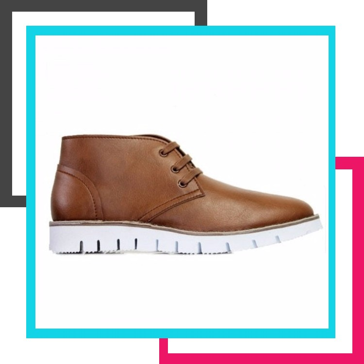 Ethical Brand Directory | Ethical Christmas Gift Guide 2017 | Ethical Mens Gift Ideas | Will Vegan Tan Boots | Ethical.Market