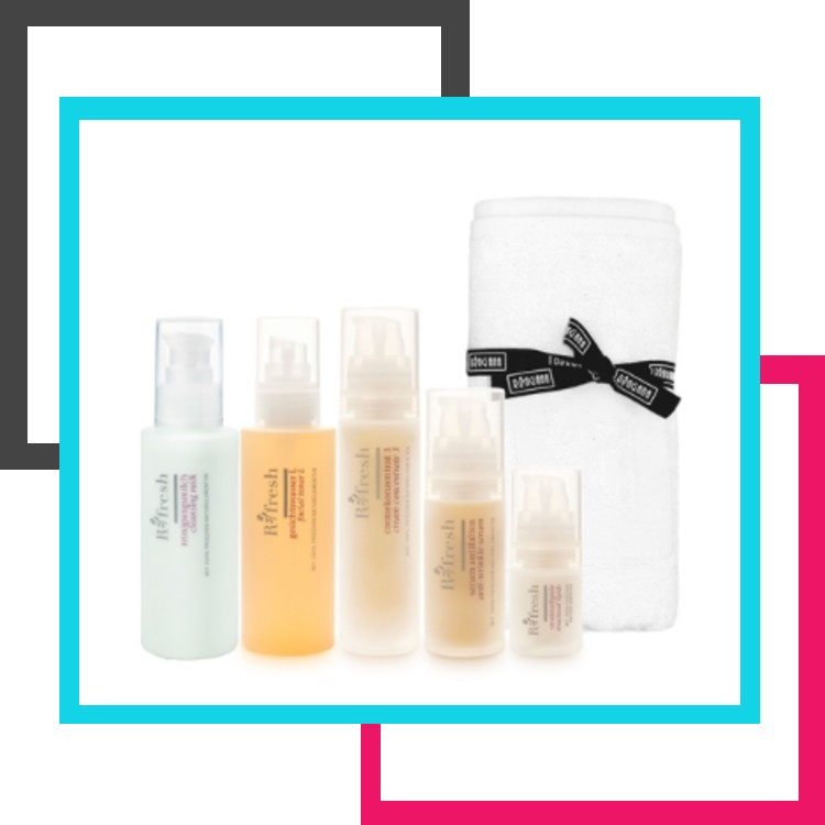 Ethical Brand Directory | Ethical Christmas Gift Guide 2017 | Ethical Gift Ideas | Ethical Beauty for Him & Her | Organic, Chemical Free Beauty Sets from Ringana | Fresh Lifestyle