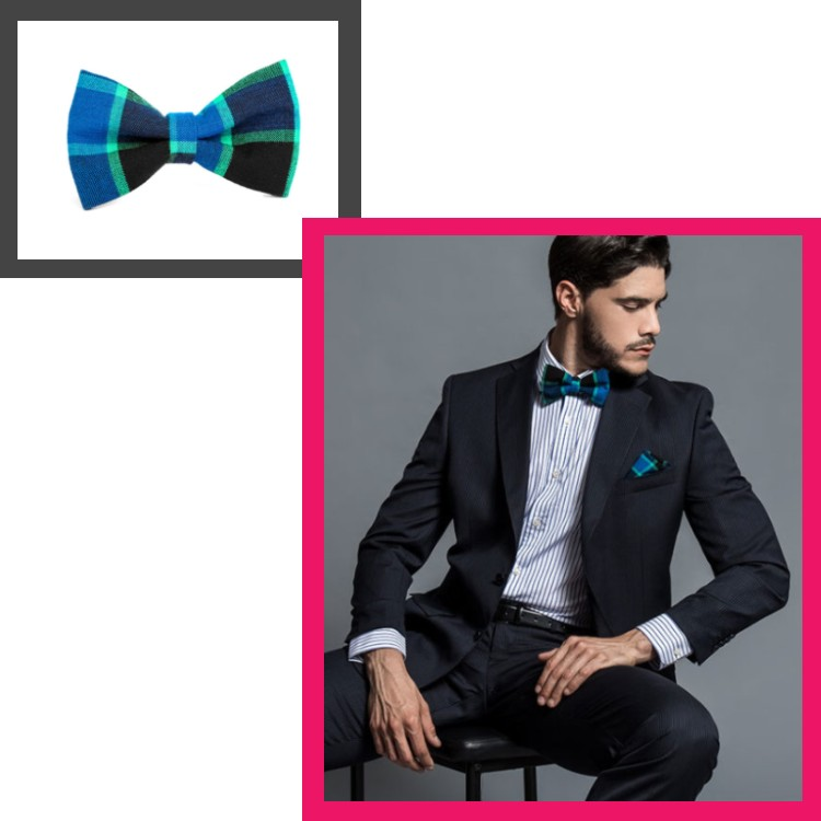 Ethical Brand Directory | Ethical Christmas Gift Guide 2017 | Eco-Friendly Gifts | Fair Trade | Mens Gift Ideas | Mens Bowtie - Korbata