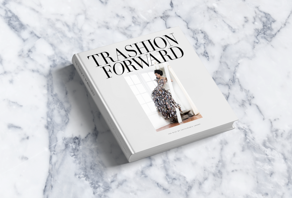 Trashion Forward Book