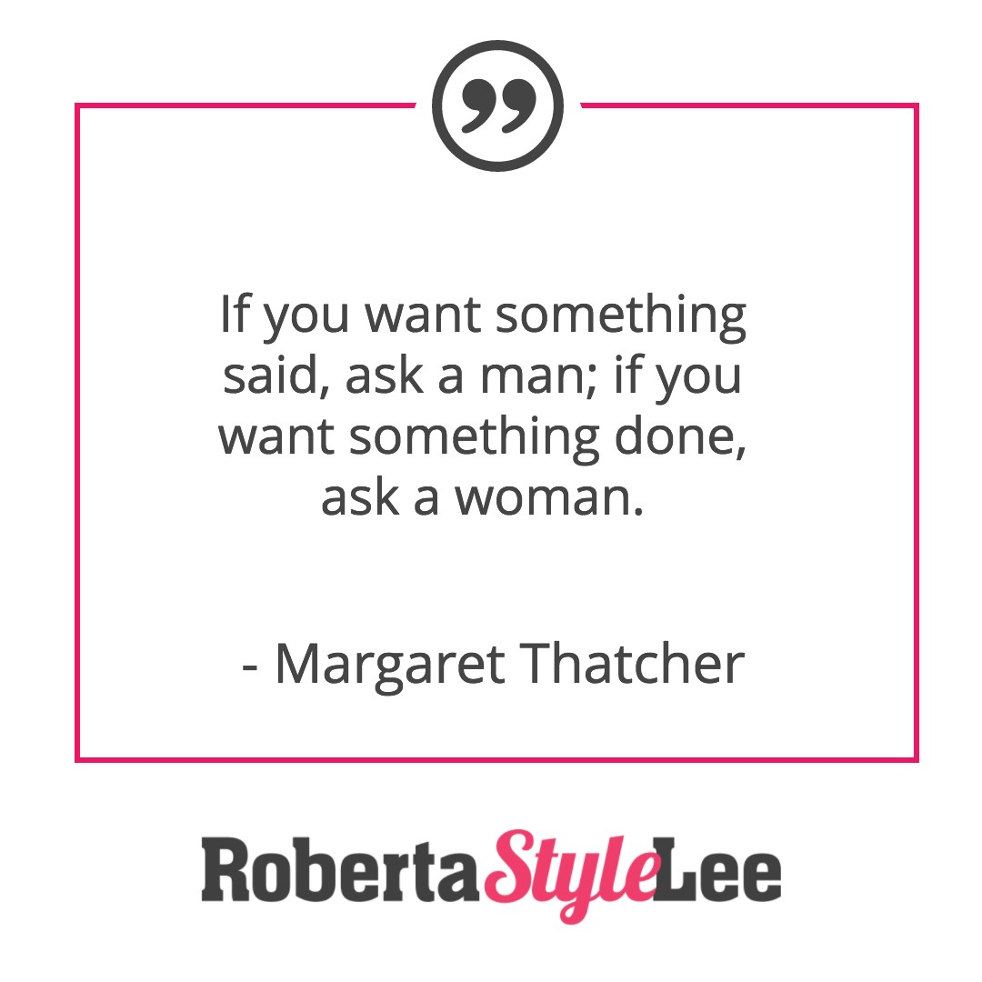 International Women's Day - Inspirational Quote