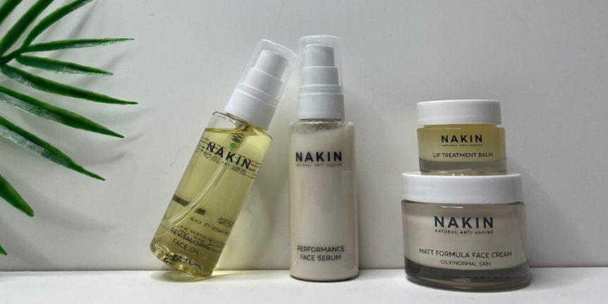 Roberta Style Lee BLOG Brand Founder Image & logo - Nakin Skincare Products