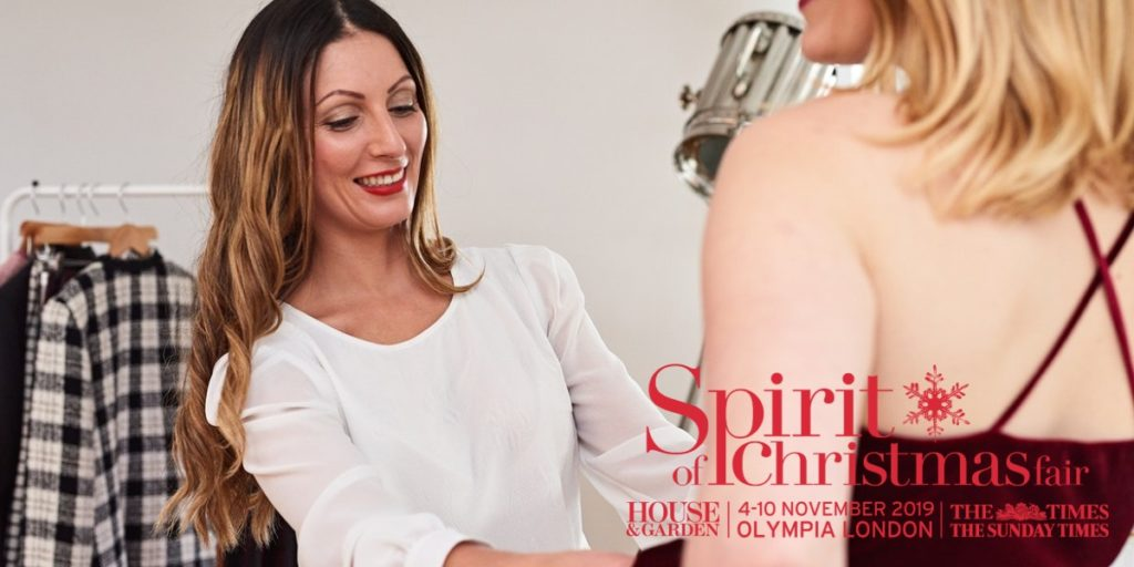 Personal Styling at Spirit of Christmas
