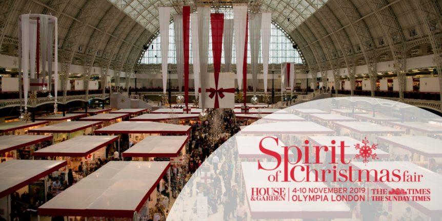 Partnership with Spirit of Christmas | Roberta Style Lee