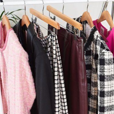 Roberta Style Lee | wardrobe Edit | Sustainable Stylist London