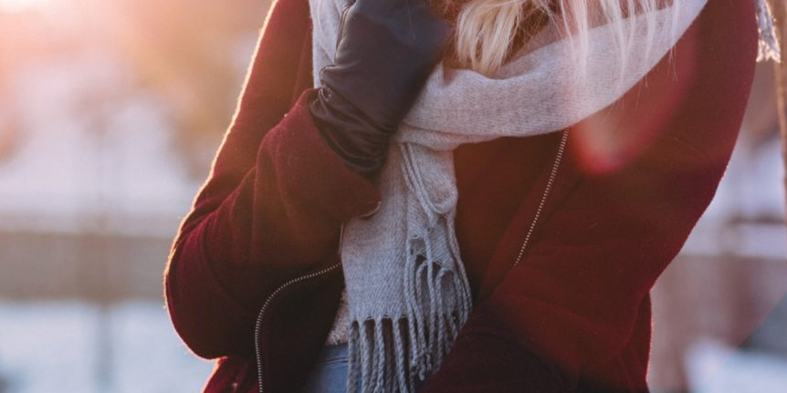 Roberta Style Lee Blog 10 tips to stay stylish and warm this winter | Woman wearing layers