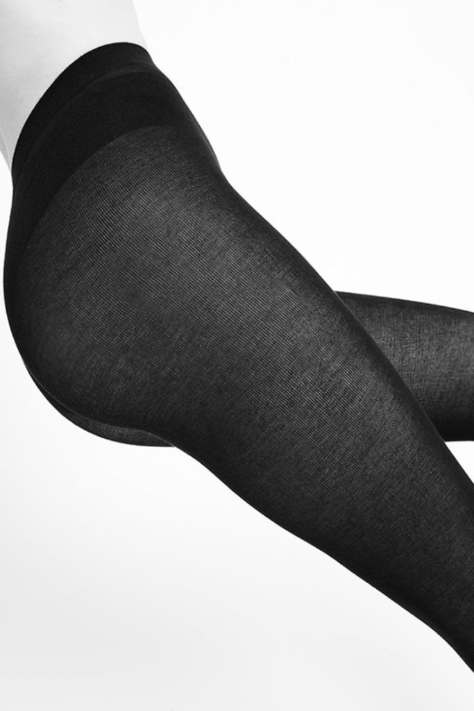 Swedish Stockings  Alice Premium Black Winter Cashmere Tights €39