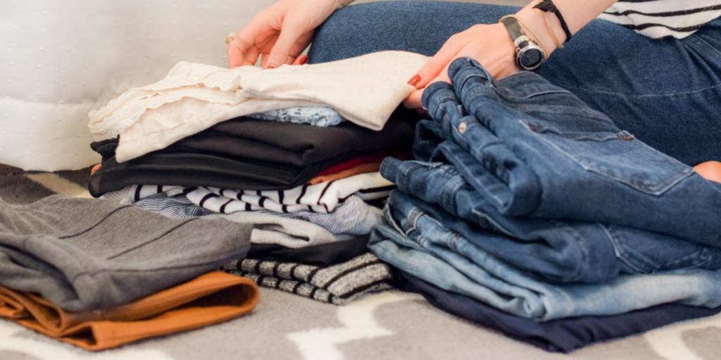 Where to Recycle old Clothes in London