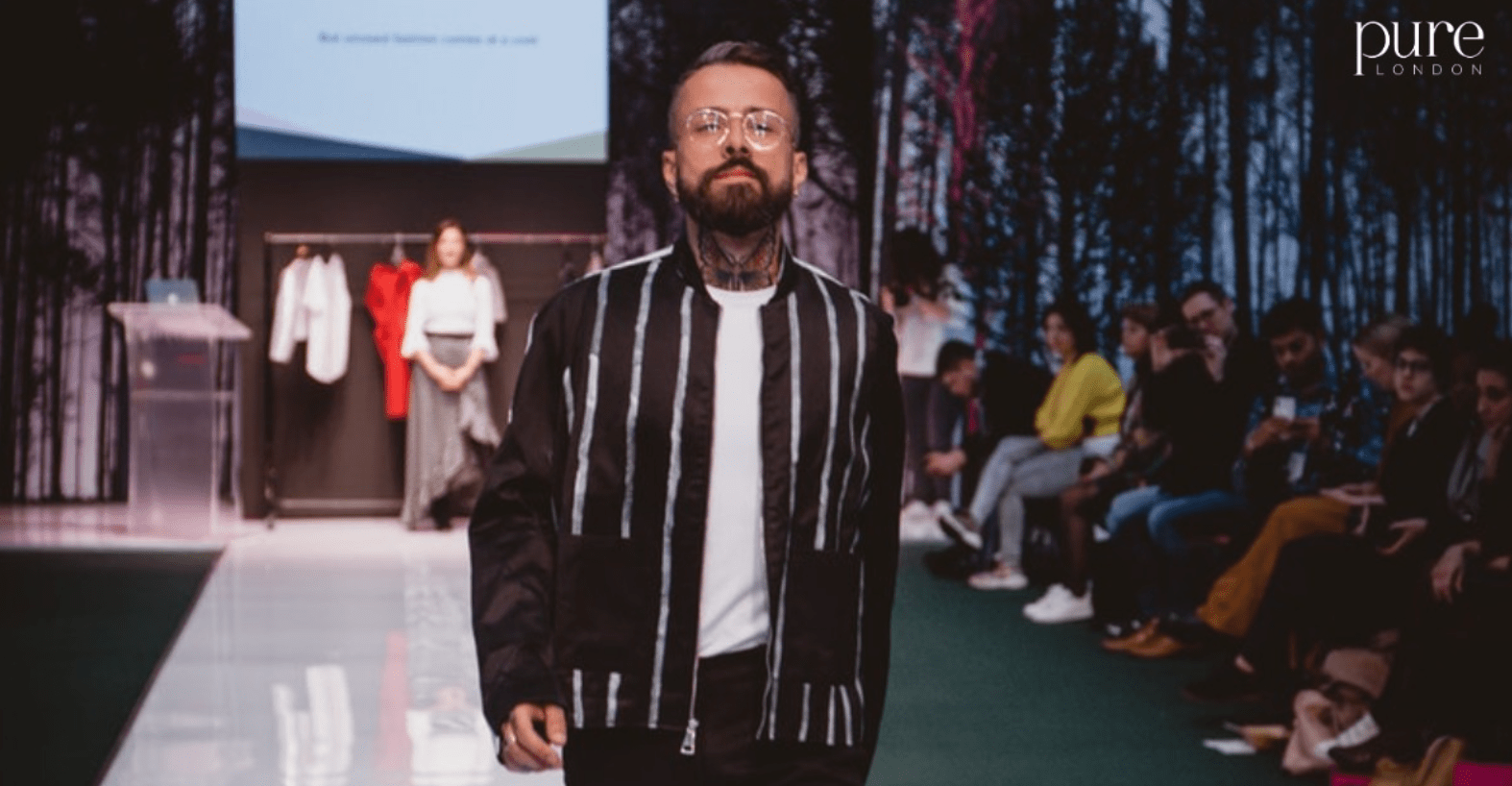 Men's Sustainable Styling Looks – Pure London Feb 2020