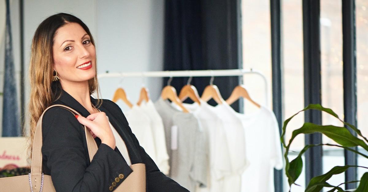 Roberta Lee - The Sustainable Stylist & Style Expert