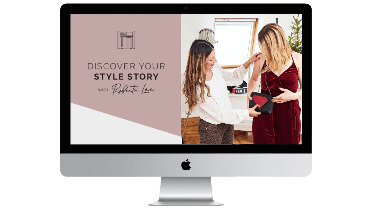 Roberta Style Lee Create Your Own Personal Style Online Course