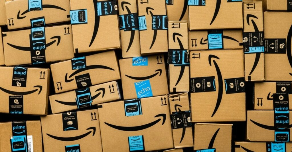 7 CAMPAIGNS YOU CAN SUPPORT FROM YOUR SOFA - Make Amazon provide an option for plastic-free packaging