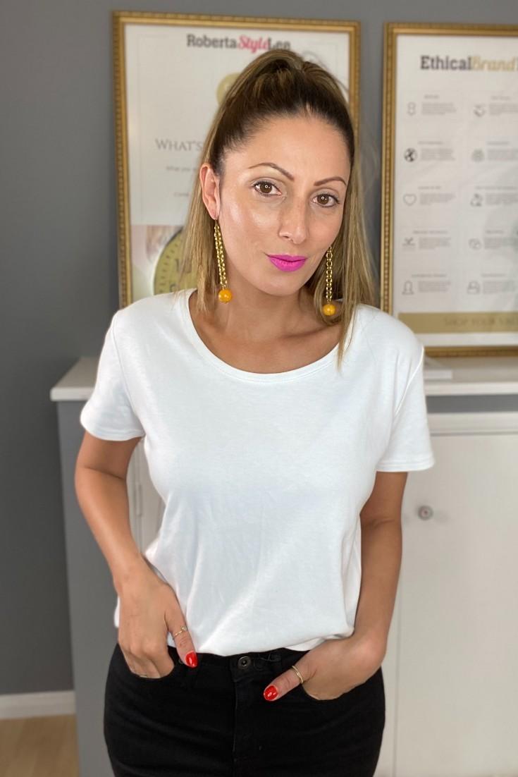 Stylist Pick - The White-T-Shirt Company
