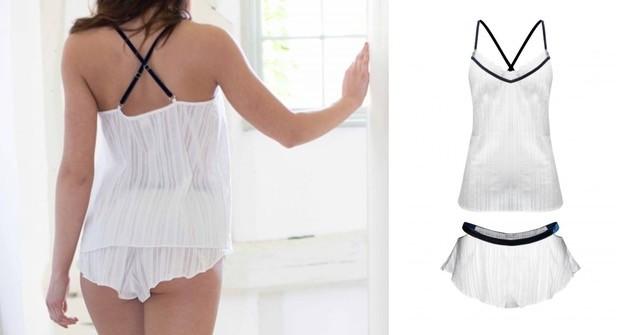 Amaella organic cotton pyjamas