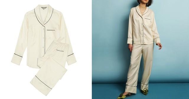 Ethical Silk Company silk pyjamas