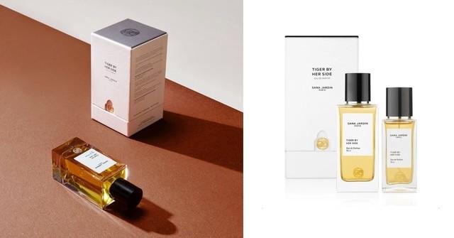 Sana Jardin luxury perfume