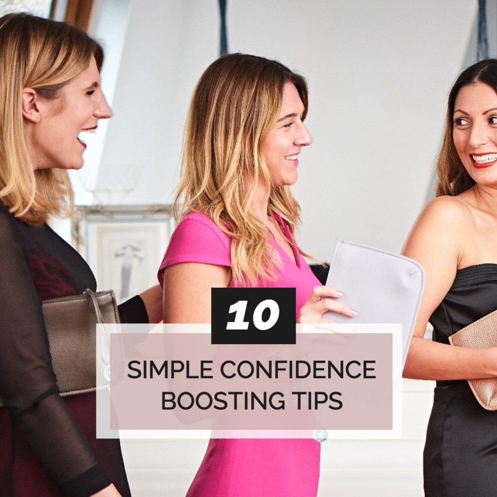 Roberta Style Lee - FREE- Confidence Tips